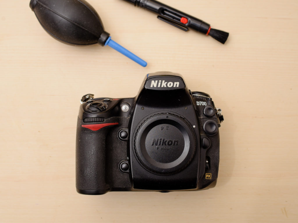 prestations nettoyage de capteur Nikon D700 plein format full frame www.atelier.christophelefebvre.com